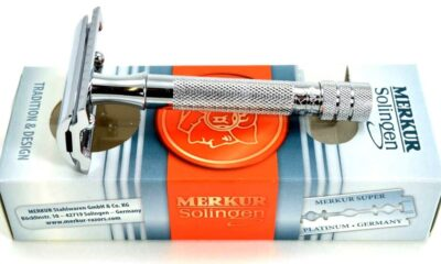 Merkur 33C - A popular safety razor