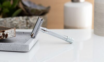 Picture of the Merkur 33C Razor, a safety razor made by DOVO Stahlwaren