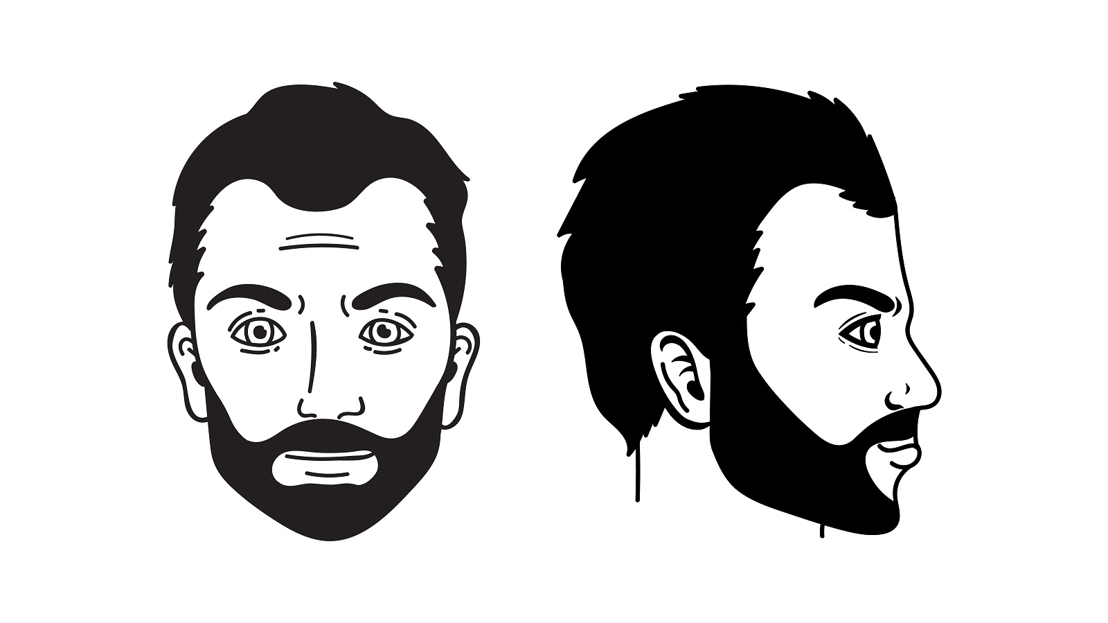 The Corporate Beard Facial Hair Style