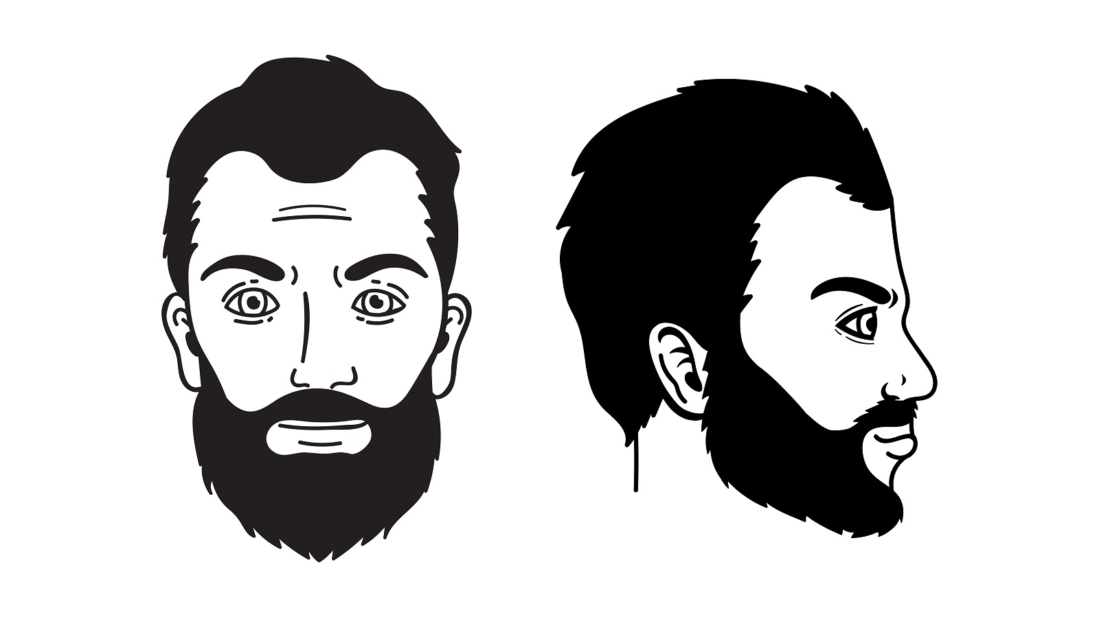 The Full Beard - Facial Hair Style