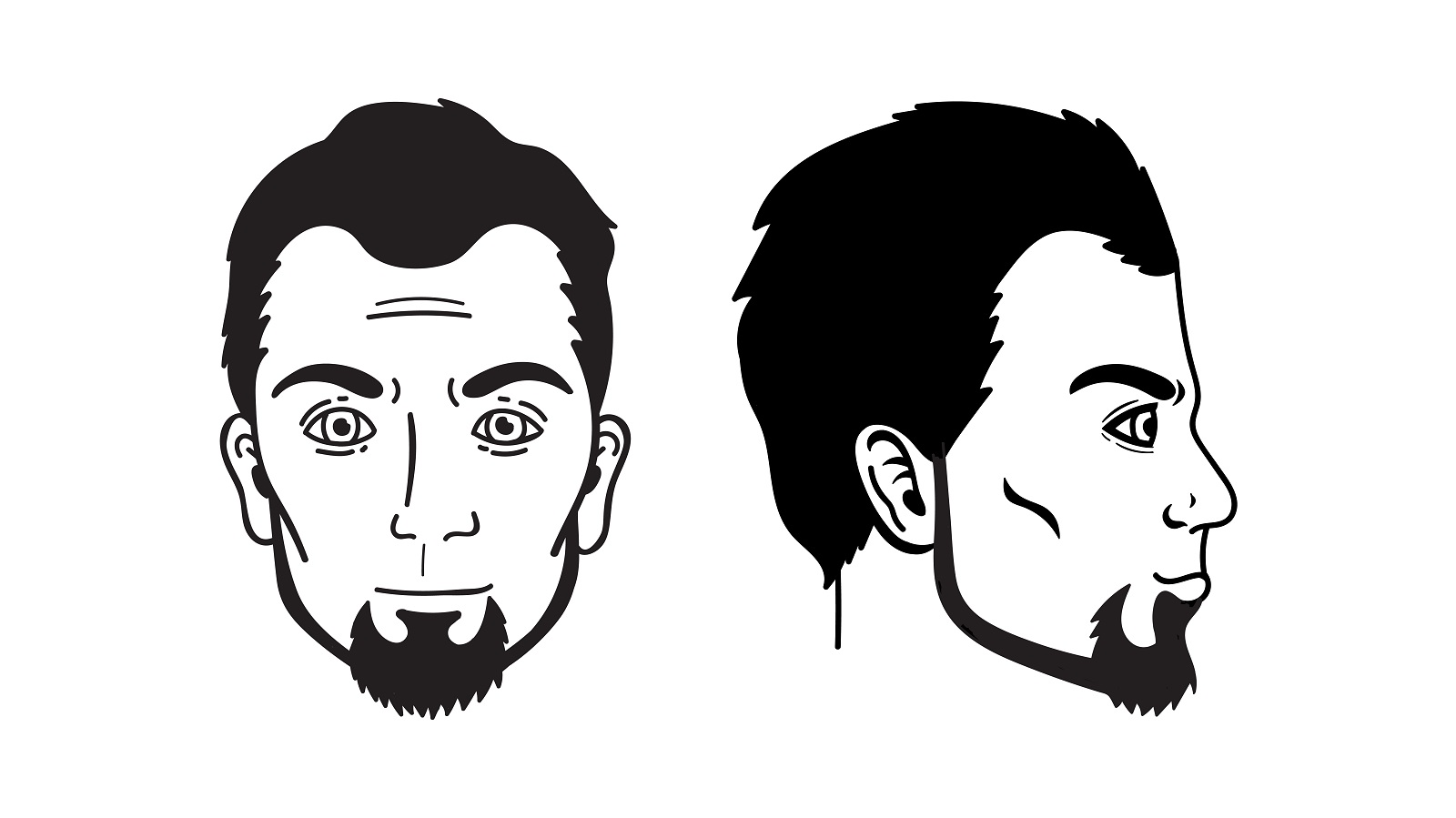 Chinstrap & Goatee, a Facial Hair Style